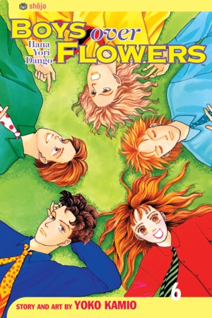 Boys Over Flowers Vol. 6: Boys Over Flowers, Volume 6