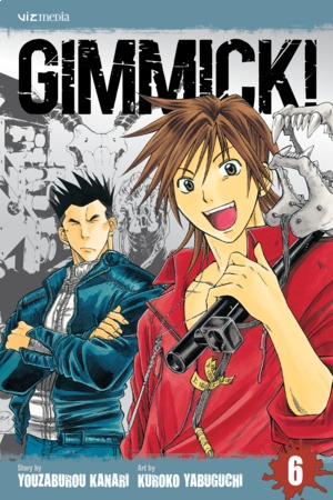 Gimmick! Vol. 6: Gimmick!, Volume 6