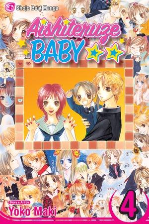 Aishiteruze Baby Vol. 4: Aishiteruze Baby, Volume 4