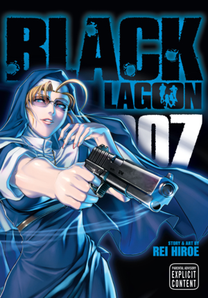 Black Lagoon Vol. 7: Black Lagoon, Volume 7