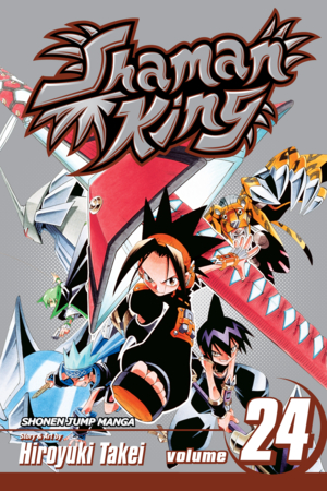 Shaman King Vol. 24: Shaman Fight