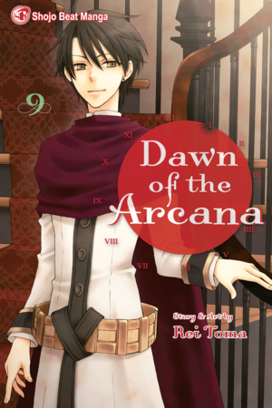 Dawn of the Arcana, Volume 9