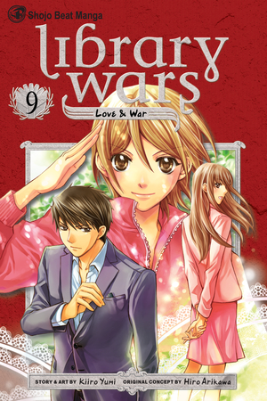Library Wars: Love & War, Volume 9