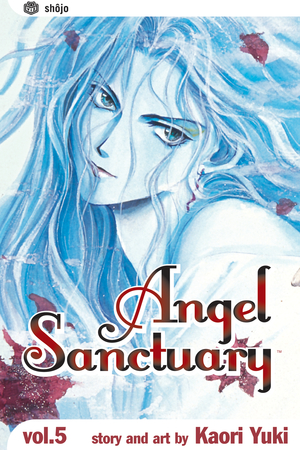 Angel Sanctuary Vol. 5: Angelfood Boy/The Path to Hell
