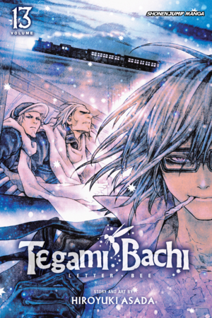 Tegami Bachi Vol. 13: A District Called Kagerou