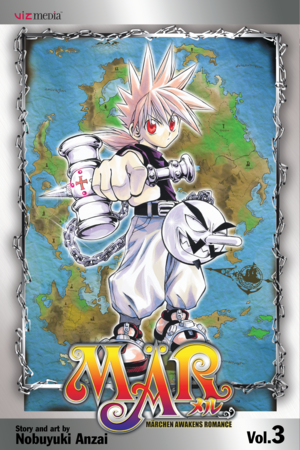 MÄR Vol. 3: MÄR, Volume 3