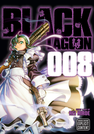 Black Lagoon Vol. 8: Black Lagoon, Volume 8
