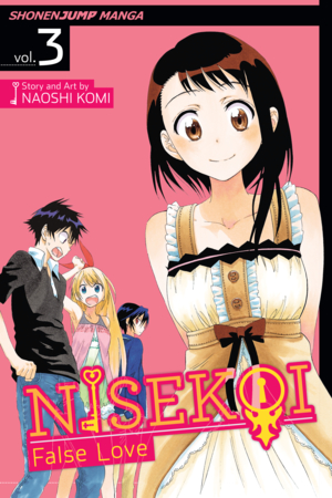 Nisekoi: False Love, Volume 3