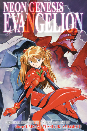 Neon Genesis Evangelion 3-in-1 Edition, Volume 3
