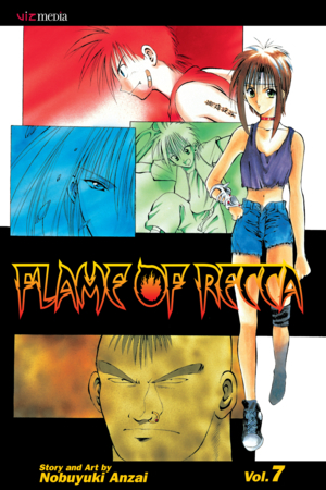 Flame of Recca, Volume 7