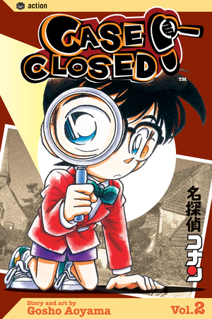 Case Closed Vol. 2: Case Closed, Volume 2