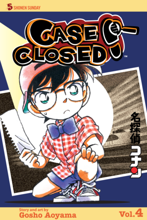 Case Closed, Volume 4