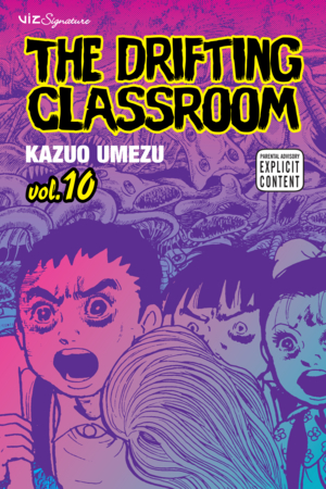 The Drifting Classroom, Volume 10