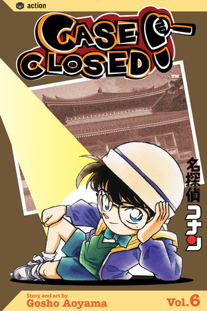 Case Closed, Volume 6