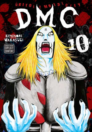 Detroit Metal City Vol. 10: Detroit Metal City, Volume 10