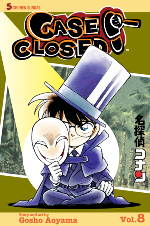 Case Closed, Volume 8