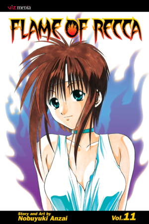 Flame of Recca, Volume 11