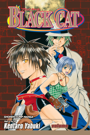 Black Cat Vol. 1: The Man Called Black Cat