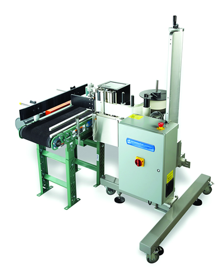 Primara™ 750 Print-and-Apply Label Applicator