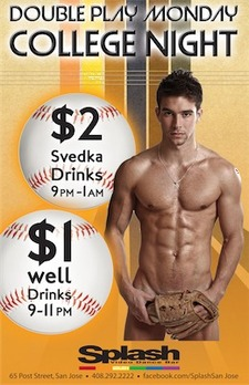DoublepLay College Night - gay - San Francisco Gay Events, Gay & Lesbian Bars in SF | Wsup Now