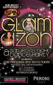 GLAMAZON - party, drag, show, dance - Chicago Gay Events, Lesbian Parties | Wsup now Chicago