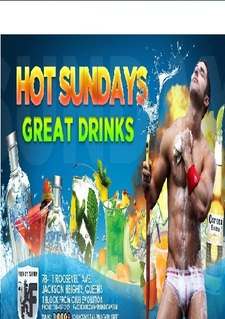 HOT SUNDAYS - gay, show, happy hour, music - New Yorks Gay Parties &amp; Gay Events, NYC Gay Bars &amp; Clubs | Wsup Now