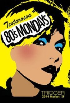 Testarossa 80's Music Video - gay, party, music, dance - San Francisco Gay Events, Gay & Lesbian Bars in SF | Wsup Now