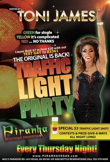 Traffic Light Party - lesbian, event, party, drag, music - Vegas Gay Clubs & Gay Parties in Las Vegas | Wsup Now