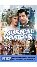 Monday Musicals  - gay, show, music - San Francisco Gay Events, Gay & Lesbian Bars in SF | Wsup Now