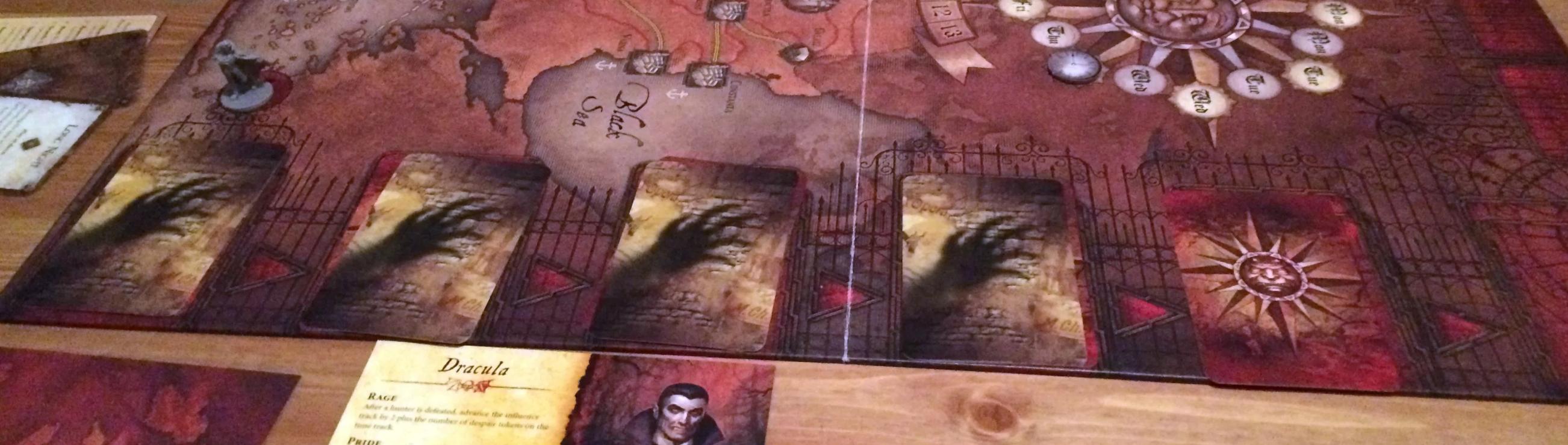 Dracula's Hideouts