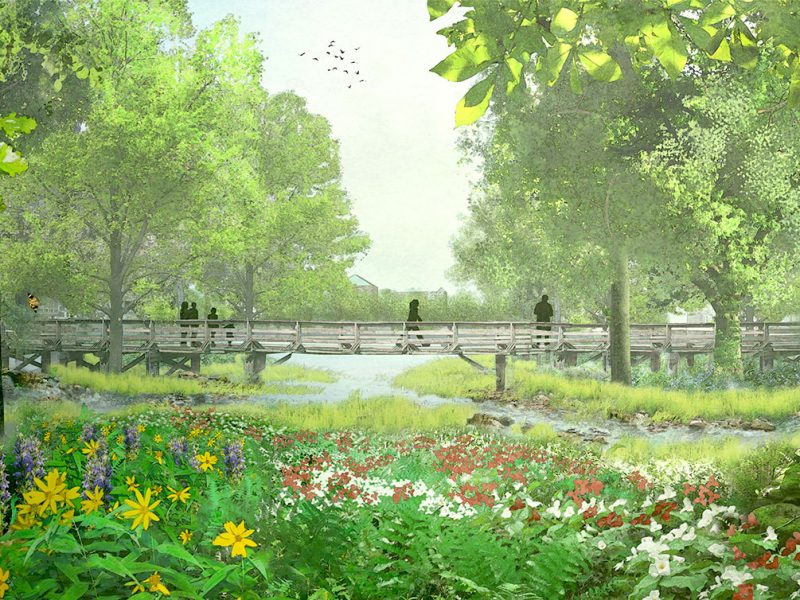 Lincoln Park North Pond