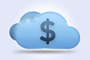 cloud money spending