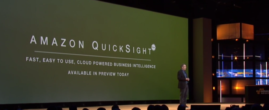 Amazon-QuickSight