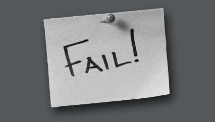 fail performance review