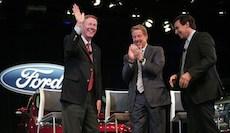 Ford Names Mark Fields As Next CEO To Succeed Mulally