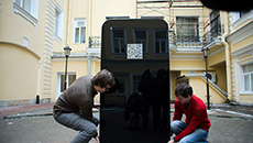 Monument to Steve Jobs opens in St. Petersburg, Russia
