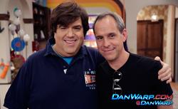 Dan Schneider and Brian Robbins