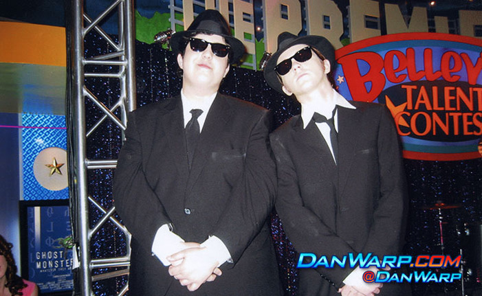 Drake Bell Josh Peck Blues Brothers