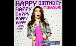 Miranda cosgrove captions photos