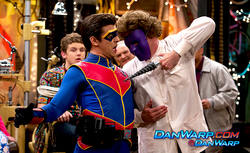 Henry Danger At Kids Choice Sports