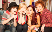 Sam and cat cast 213x129