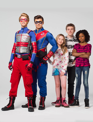 Henry Danger Cast | www.pixshark.com - Images Galleries ...