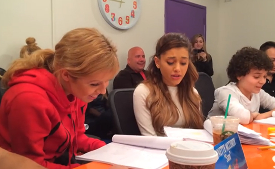 New sam amp cat special starring jennette mccurdy amp ariana grande