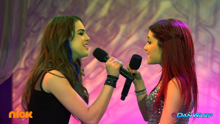 What Episode Does Cat And Jade Sing Give It Up