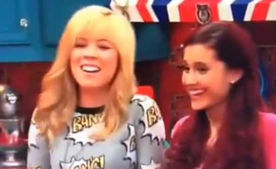 From The Set of @SAMandCAT