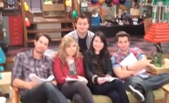 iCarly: iTrick The Whole Cast! Bahaha!