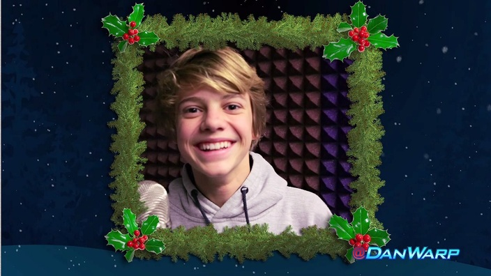Happy Holidays from Henry Danger!