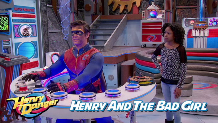 Man Cave Henry Danger : Behind the scenes of quot henry and bad girl part