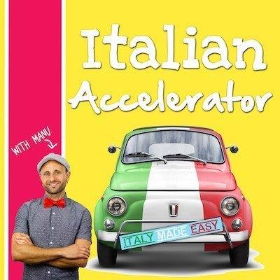 Italian Accelerator Artwork