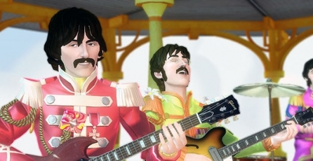The Beatles: Rock Band: Sgt. Pepper's Lonely Hearts Club Band